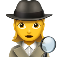 Emoji representing Cryptic Clues at Urban Hunt